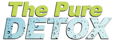 The Pure Detox Logo